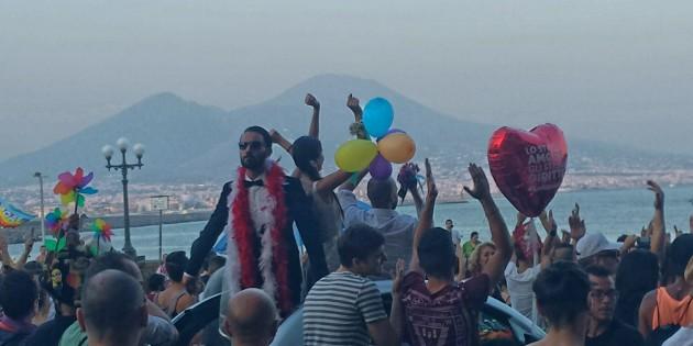 Gay Pride Napoli 2015
